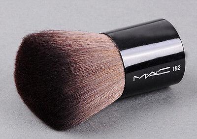 MAC Pro Flat Foundation Face Kabuki Powder Contour Make up Brush Cosmetic Tool