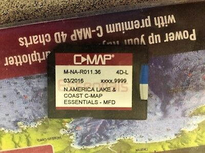 New C-Map Essentials Bundle and C-MAP 4D Premium Chart Card for US Lake /& Coast
