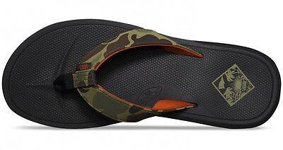 463038d10a9c ... VANS - NEXPA Mens UltraCush Sandals (NEW) Joel Tudor CAMO CAMOUFLAGE  Flip Flops 3
