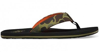 0070cdb75c ... VANS - NEXPA Mens UltraCush Sandals (NEW) Joel Tudor CAMO CAMOUFLAGE Flip  Flops 2