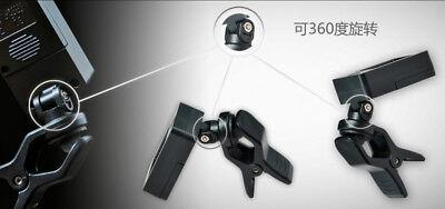 JOYO LCD Clip-on Guitar Tuner Bass tuner violin tuner ukulele Chromatic 360 3