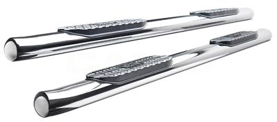 Westin Pro Traxx 4 Nerf Step Bars 2014-2018 Sierra 1500 2500 3500 HD Crew Cab