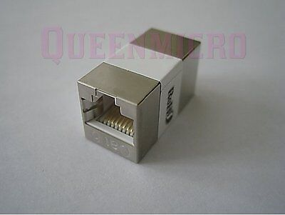 50-Pack of Cat6 RJ45 Ethernet Shielded Plugs CablesOnline T6-404-50
