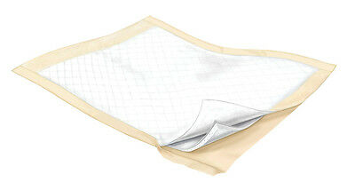 100 - Underpad 30X30 Inch, HEAVY ABSORBENCY, Chux Bed Pad, Wings Covidien # 948 2