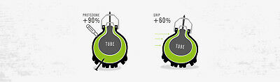 KIT COPPIA TECHNOMOUSSE MOUSSE GREEN CONSTRICTOR MTB E-BIKE 29/'/' ANTI FORATURA