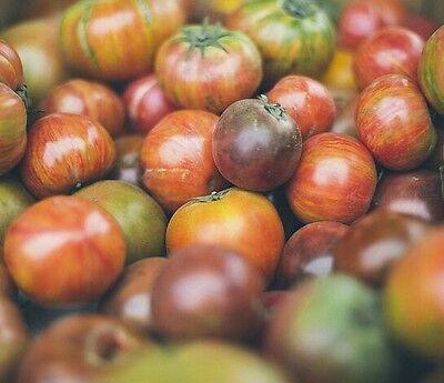☺100 graines de tomates cerises (5 variétés  mélangées ) 5