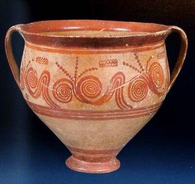 Ancient Cyprus Bronze Iron Age Greek Hellenic Ptolemy Artifacts Sculpture Ishtar 5