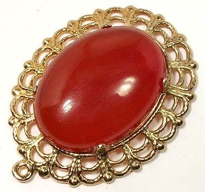 18thC Antique 22ct France Carnelian Ancient Rome Persia Greece Celt Favorite Gem 6