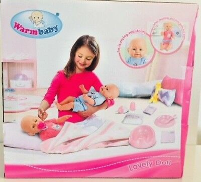 28f054de154 ... Baby Born Interactive Dolls with Accessories & Lifelike Functions,dolls  play set 9