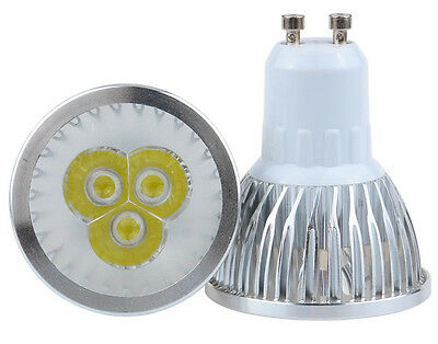 MR16/GU10/E26/E27 9W 12W 15W LED Lampe Leuchtmittel Licht Warmweiss Strahler 6