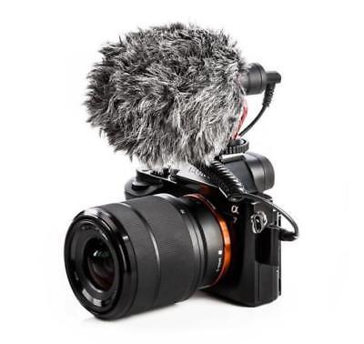 "BOYA Cardiod Shotgun Microphone MIC Video for Smartphone DSLR ""US Seller"" 3"