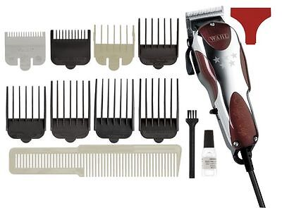 1 Of 2free Shipping Wahl Magic Clip 5 Star Professional Mains Hair Clipper Genuine New Best Gift