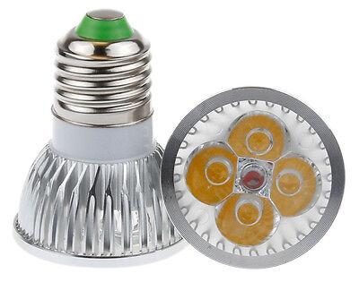 MR16/GU10/E26/E27 9W 12W 15W LED Lampe Leuchtmittel Licht Warmweiss Strahler 4