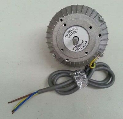 High quality Heavy Duty 40 Watt Round condenser fan  Motor(Dual Shaft) 3