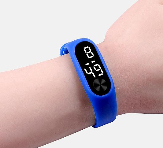 Orologio bracciale da polso uomo/donna/bambini unisex digitale sport vari colori 6