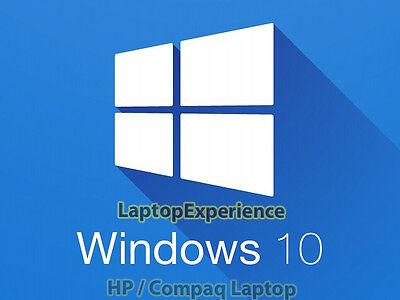 "Hp Laptop Notebook Pc Windows 10 Win Intel Core 2 Duo 4Gb 14.1"" Hd Dvd Computer 5"