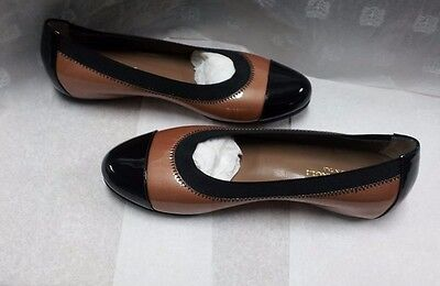 Scarpe Donna Bruno Magli Vernice Ballerine Woman Shoes Made Italy