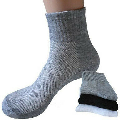 5 Pairs Men's Brand NEW Socks Winter Thermal Soft Cotton Sport Sock warm Casual 2