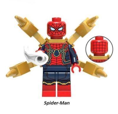 Marvel DC Super Heroes Mini Figuras nuevas Elige Tu Propia! Avengers Series 8