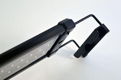 LED Aquarium Light Bar Fish Tank Lighting ZJL-60A 11w 50cm 72 LEDS Power Supply 3