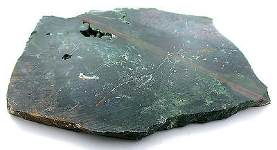 375 GRAM BANDED Bloodstone Cab Cabochon Slab Gem Stone Gemstone Rough BBS3