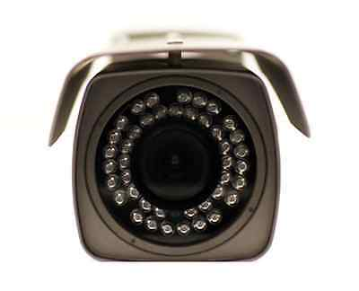 WaterProof Infrared CCTV 600TVL 1//3 CCD OSD Color 4-9mm Lens Security Camera