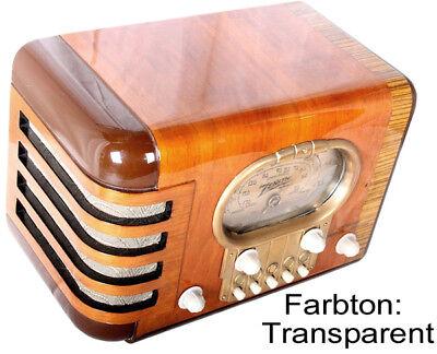 Lack für Radio Gehäuse Schellack 44€/L Politur Lackierung Antik Röhrenradio Holz
