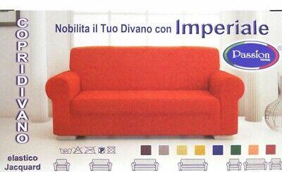 Copridivano 1 2 3 4 Posti Elasticizzato Imperiale salva divano