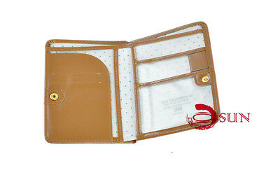 Travel Wallet Passport Holder Ticket Organizer Case Cover Pouch Faux Leather 8