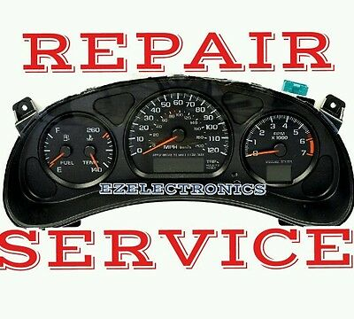 Ford Taurus Edge Mercury Sable Instrument Cluster Repair Service
