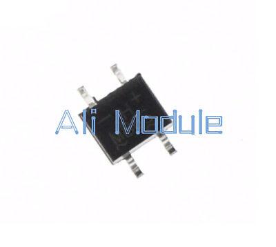 100Pcs IC MB6S 0.5A 600V Miniature Mini SMD Bridge Rectifier new 3