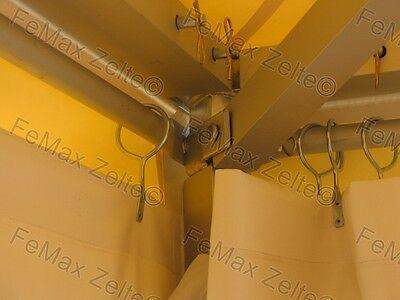 4mx 4m Pagode Messezelt / Farbe nach Wahl Festzelt Partyzelt