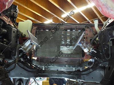 CXRACING LS1 LSX Engine Mount Swap Kit For 95-04 Toyota Tacoma Truck