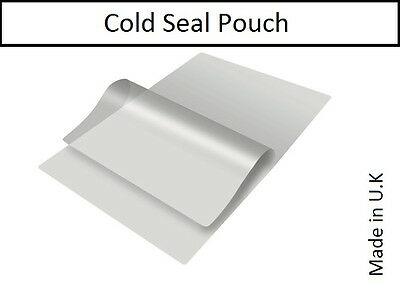Cold Seal Laminating Pouches Self Adhesive Instant Laminate - Just Peal and Seal 2