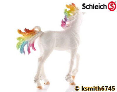 Schleich SEA UNICORN FOAL horse animal solid plastic toy fantasy pet NEW