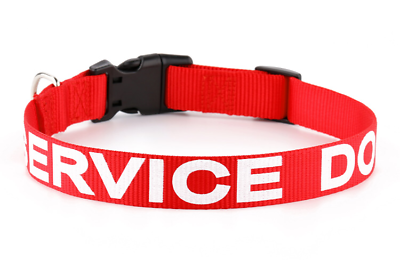 ALL ACCESS CANINE™ Service Dog - Emotional Support Animal ESA Dog Collar and Tag 7