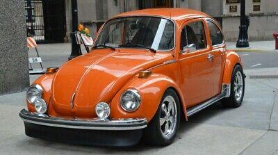For Volkswagen Beetle 98-05 Front Bumper Lip Under Air Dam Spoiler P-2 Style