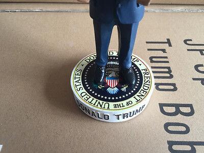 Official Donald Trump Presidential Inauguration Bobblehead Bobble head NEW W/Box 2