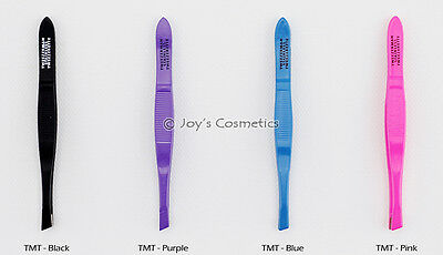 "1 TWEEZERMAN Point Slant Tip Tweezerette Tweezers ""Pick Your 1 Color"" *Joy's*"