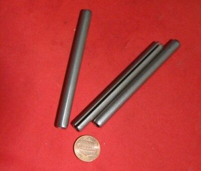 "420 Stainless Steel, Slotted Roll Spring Pin, 5/16"" Dia x 3 3/4"" Length, 10 pcs 11"