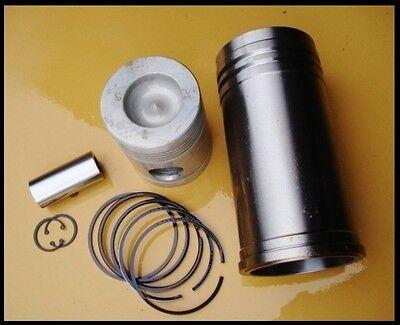 Kolbenringsatz Kolbenbolzen UTB445 UTB 445 Motor // 3x Kolben Laufbuchse