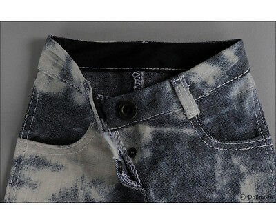 "Black Owen Pants Dollmore 28/"" BJD clothes New Glamor Model M Size"