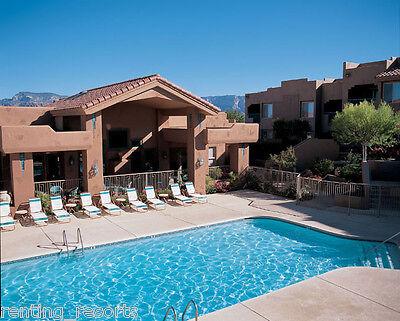 Sedona Summit Resort AZ Studio May Jun June Jul July 2