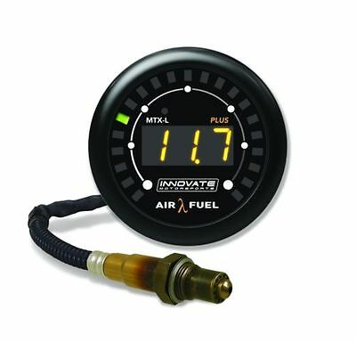 INNOVATE 3918 MTX-L Wideband Gauge AFR w/ O2 UEGO Sensor BNIB (Replaces 3844)