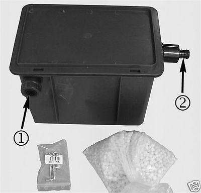 1a kondensatbox atec neutralisationsbox brennwert kessel kondensat l gas eur 115 00. Black Bedroom Furniture Sets. Home Design Ideas