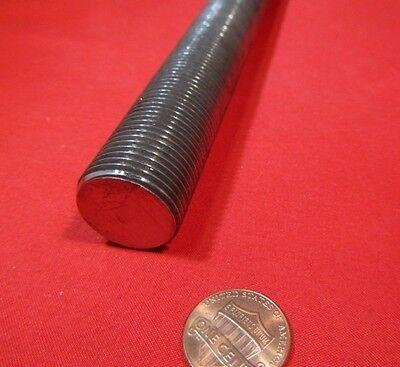 "1 Unit Grade B7 4140 Steel Threaded Rod 5//8/""-11 x 3 Foot Length Left Hand"