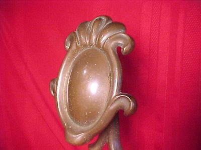 Brass Chenets Andirons Circa 1900's 2