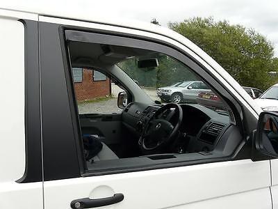 VW T5/T6 Transporter B Pillar Decal Sticker Gloss Black Vinyl *NEW*