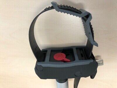 Fahrrad abnehmbar abschließbar 19980 Uebler Abstandshalter mit Zahnband für 2