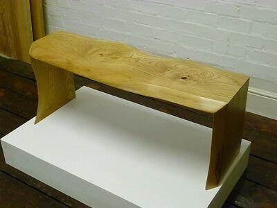 Groovy Bespoke Live Edge Solid Wood Bench Window Seat Native Machost Co Dining Chair Design Ideas Machostcouk